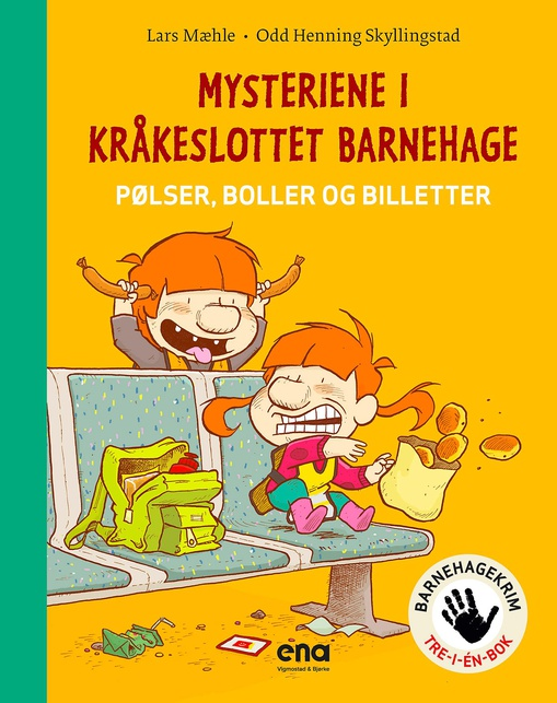 Mysteriene i Kråkeslottet barnehage