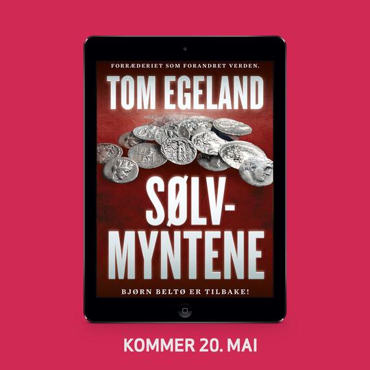 egeland: sølvmyntene