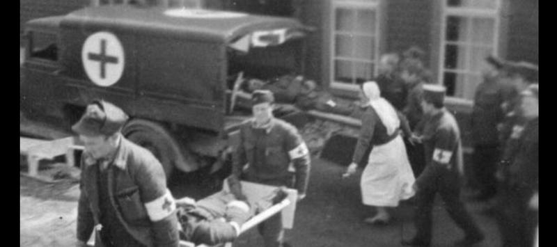 rødekors-ambulanse voss fhs